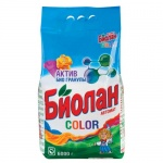 Стиральный порошок Биолан 6кг, Color, автомат