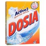 Стиральный порошок Dosia 0.365кг, альпийская свежесть, ручная стирка, top-40