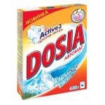 Стиральный порошок Dosia Color 400г, автомат, top-40