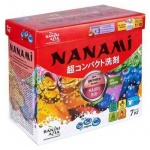 Средство для стирки Nanami Kaori bio 0.7кг, для цветного белья, концентрат