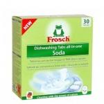 Таблетки для ПММ Frosch 30шт