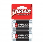 Батарейка Energizer Super Heavy Duty R20, 2шт