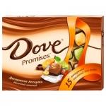 Конфеты Dove. Promises десертное ассорти, 118г