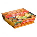 Второе блюдо Рускон Бериложка пельмени в томатном соусе, 250г