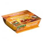 Второе блюдо Рускон Бериложка фрикадельки с картофелем, 250г
