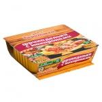 Второе блюдо Рускон Бериложка фрикадельки с макаронами, 250г