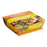 Второе блюдо Рускон Бериложка фрикадельки с овощами, 250г