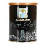 Кофе молотый Hausbrandt Columbus (Колумбия) 250г, ж/б