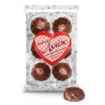 Зефир Нева Лянеж с ароматом ванили, в шоколаде, 360г