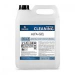 Чистящее средство Pro-Brite Alfa-gel 5л, для удаления известковых отложений и ржавчины, 054-5