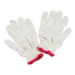 Перчатки трикотажные 10 пар, 4 нити