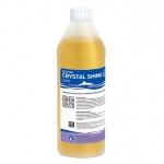Универсальное чистящее средство Dolphin Crystal Shine D021, 1л, для металлических поверхностей