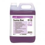 Дезинфицирующее средство Suma Bac D10 5л, с моющим эффектом, 11956