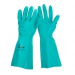 Перчатки защитные Kimberly-Clark Jackson Safety G80 94447, защита от химикатов, L, зеленые, 12 пар