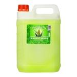 Жидкое мыло наливное Зодиак 5л, алоэ вера, с антибактериальным эффектом