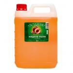 Жидкое мыло наливное Зодиак 5л, персик