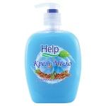 Жидкое мыло Help 500мл, ассорти, с дозатором