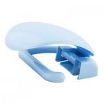 Держатель туалетной бумаги Полимербыт ассорти, пластиковый, С072