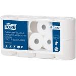 Туалетная бумага Tork Premium T4, 120320, 2 слоя, белая, 8 рулонов