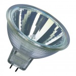 Лампа галогенная Osram 20Вт, GU5.3, зеркальная, 2шт/уп