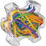 Резинки для денег Attache Selection разноцветные