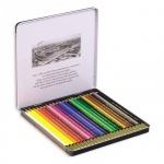 Набор акварельных карандашей Koh-I-Noor Mondeluz, 24 цвета