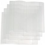 Обложка для учебника Большой Кит 110мкм, 30х46см, полупрозрачная, 1шт