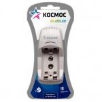 Зарядное устройство для аккумуляторов Космос KOC501 АА/ААА/Крона, без аккумуляторов