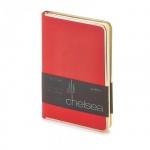 Ежедневник недатированный Bruno Visconti Chelsea, А5, 136 листов, искусственная кожа, золотой срез