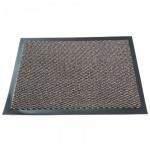 Коврик придверный Vebe ворсовый, 90х150см, коричневый