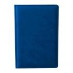 Ежедневник недатированный Attache Сиам бирюзовый, А6, 176 листов, искусственная кожа