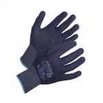 Перчатки нейлоновые Ампаро Астра р.M, 1 пара, синие, нейлон, 460125