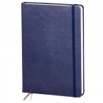 Ежедневник недатированный Attache Portofino синий, А5, 176 листов, балакрон
