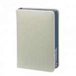Ежедневник недатированный Infolio In my style синий, А6, 144 листа, искусственная кожа