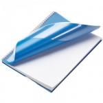 Обложка для учебника 70мкм, 31х44см, прозрачная, 1шт