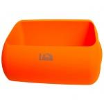 Держатель для мешка Lime Color, оранжевый, для корзины 23л, A 74401ARS