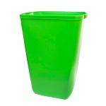Контейнер для мусора подвесной Lime Color, зеленый, 23л, A 74201VE