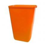 Контейнер для мусора подвесной Lime Color, оранжевый, 23л, A 74201AR