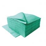 Салфетки сервировочные Lime, светло-зеленые, 33х33см, 1 слой, 400шт, К610200