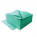 Салфетки Lime, светло-зеленые, 33х33см, 1 слой, 400шт, К610200