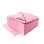 Салфетки Lime, розовые, 33х33см, 1 слой, 400шт, К610350