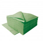 Салфетки сервировочные Lime, фисташковые, 33х33см, 1 слой, 400шт, К610750