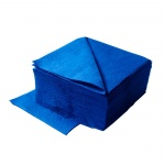 Салфетки Lime, темно-синие, 24х24см, 1 слой, 400шт, К410500