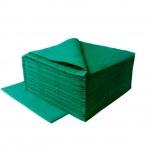 Салфетки Lime, темно-зеленые, 33х33см, 1 слой, 400шт, К610600