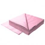 Салфетки Lime, розовые, 33х33см, 2 слоя, 125шт, К740350