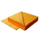 Салфетки сервировочные Lime, желтые, 33х33см, 2 слоя, 125шт, К740800
