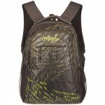 Рюкзак для девочек Grizzly хаки, RD-534-2