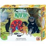 Игра настольная Русский Стиль Союзмультфильм Маугли, с кубиком и фишками