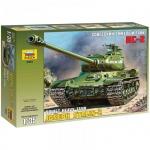 Модель для сборки Звезда Советский тяжёлый танк ИС-2, масштаб 1:35