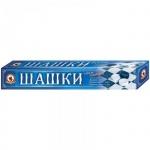 Игра настольная Русский Стиль Шашки 38.5х38.5см